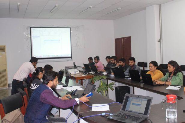 Research Proposal Training Program